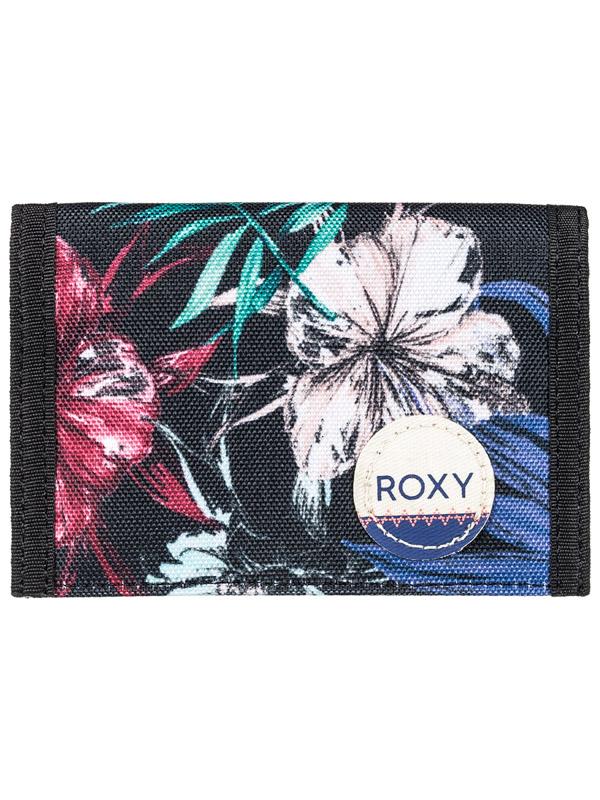Roxy Peněženka Small Beach Anthracite Swim Belharr černá