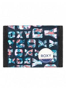 ROXY peněženka SMALL BEACH ANTHRACITE SMALL URBAN