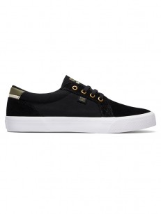 DC boty COUNCIL SD BLACK/MILITARY