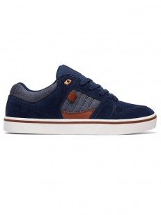 DC boty COURSE 2 NAVY/BLUE/WHITE