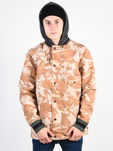 DC bunda FLUX BRITISH DESERT CAMO