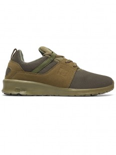 DC boty HEATHROW OLIVE