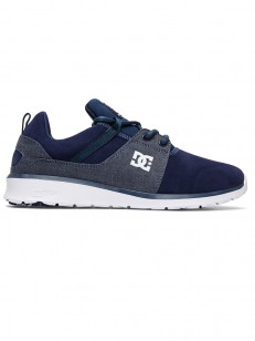 DC boty HEATHROW SE NAVY WHITE