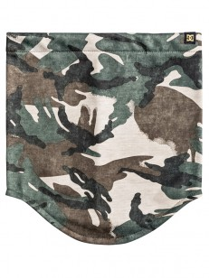 DC nákrčník THIEF BRITISH WOODLAND CAMO