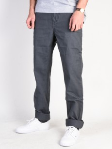 QUIKSILVER kalhoty EVERYDAY CHINO IRON GATE
