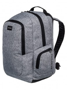 QUIKSILVER batoh SCHOOLIE LIGHT GREY HEATHER