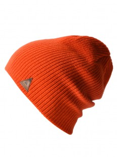 QUIKSILVER kulich SILAS MANDARIN RED