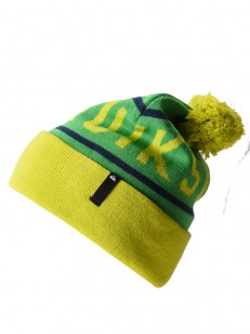 QUIKSILVER kulich SUMMIT YOUTH KELLY GREEN