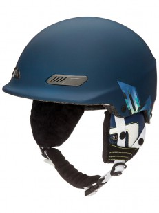 QUIKSILVER helma WILDCAT ESTATE BLUE