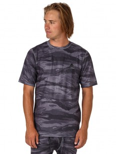 BURTON termoprádlo LIGHTWEIGHT FADED WORN TIGER