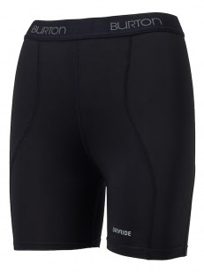 BURTON chránič LUNA SHORT TRUE BLACK