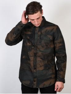 VOLCOM bunda SHERPA Camouflage