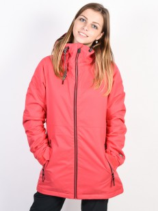VOLCOM bunda ACT INS Bright Rose