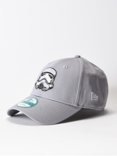 NEW ERA kšiltovka 940 STORM TROOPER GRA