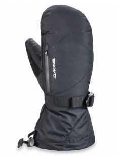 DAKINE rukavice LEATHER SEQUOIA  MITT BLACK
