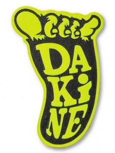 DAKINE stomped SHAKASQUATCH BLK/CITRON