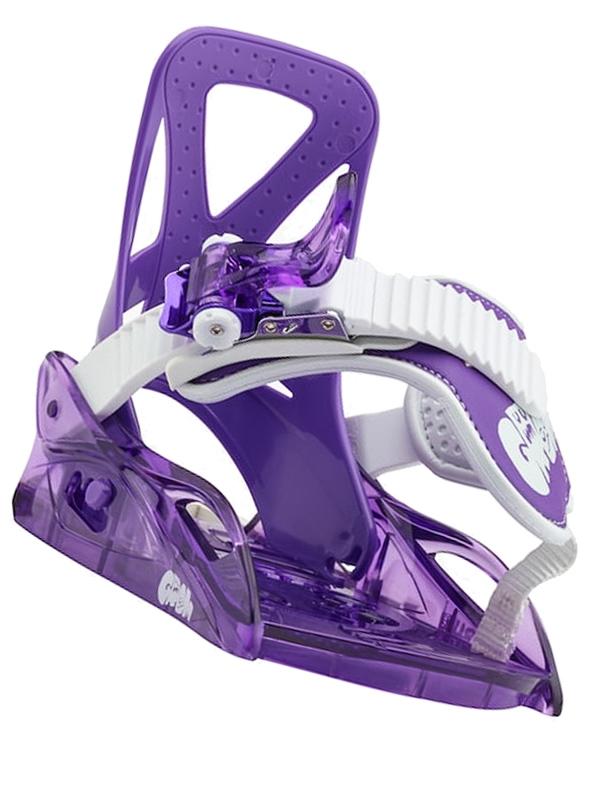 Burton Vázání Grom Purple - Xs