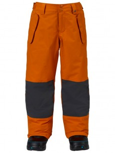 BURTON kalhoty BOYS PARKWAY MAUSET/FADED