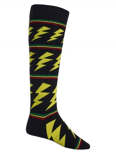 BURTON ponožky PARTY RASTA BOLT