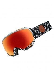 ANON brýle TEMPEST APRES/RED SOLEX