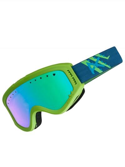 ANON brýle TRACKER GREMLIN/GREEN AMBER