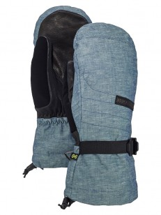 BURTON rukavice DELUXE GORE MTT CHAMBRAY