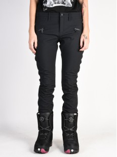 BURTON kalhoty WB IVY TRUE BLACK