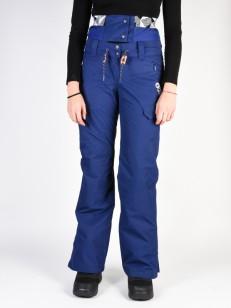 PICTURE kalhoty TREVA 10/10 DARK BLUE
