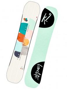 K2 snowboard LIME LITE GRN