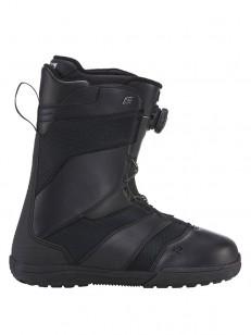K2 boty RAIDER black