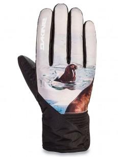 DAKINE rukavice CROSSFIRE WALRUS