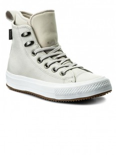 CONVERSE boty CHUCK TAYLOR WP pale putty/white