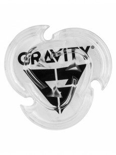 GRAVITY stompad ICON MAT CLEAR