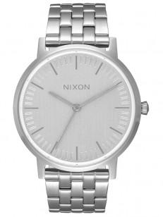 NIXON hodinky PORTER 35 ALLSILVER