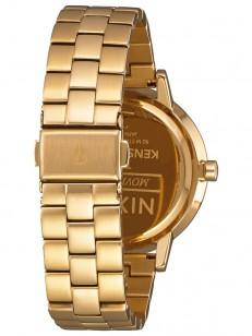 NIXON hodinky KENSINGTON GOLDHAMMERED