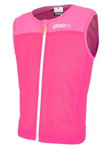 POC chránič POCITO VPD SPINE VEST fluorescent pink