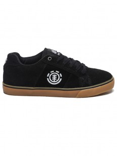 ELEMENT boty WINSTON BLACK GUM