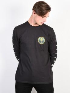 ELEMENT tričko EA LOGO OFF BLACK