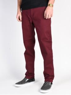 ELEMENT kalhoty HOWLAND CLASSIC CHIN NAPA RED