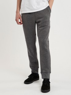 ELEMENT tepláky CAMPUS TRACK CHARCOAL HEATHER