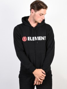 ELEMENT mikina BLAZIN FLINT BLACK