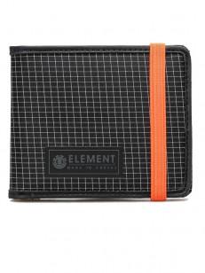 ELEMENT peněženka ENDURE ULTRA BLACK