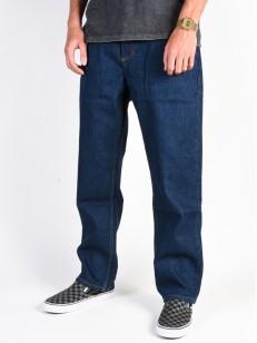 RVCA kalhoty REYNOLDS JEAN II DEN BLUE RINSE