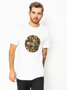 RVCA tričko MOTORS STANDARD CAMO