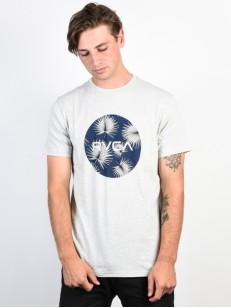 RVCA tričko MOTORS STANDARD SNOW MARLE