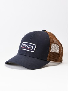 RVCA kšiltovka TICKET NAVY