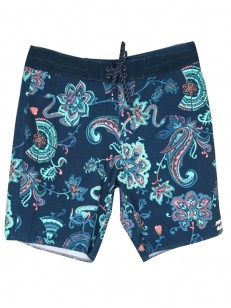 BILLABONG koupací šortky SUNDAYS BLUE