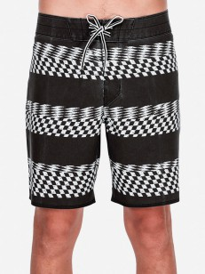 BILLABONG koupací šortky SUNDAYS X STRIPE BLACK