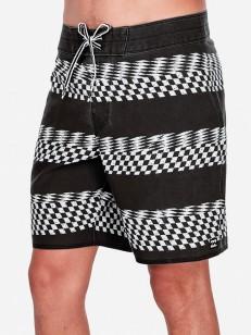 BILLABONG koupací šortky SUNDAYS X STRIPE BLACK