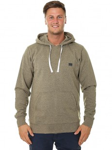 BILLABONG mikina ALL DAY MILITARY